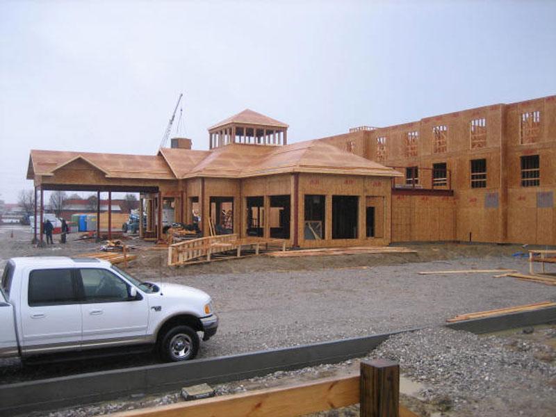 J M Engineering Wood Frame